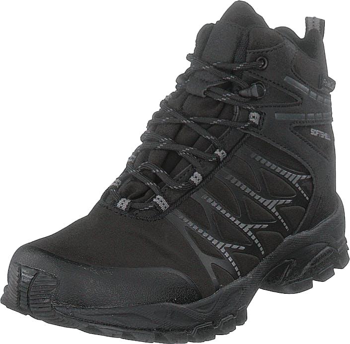 Polecat 430-2382 Waterproof Warm Lined Black, Kengät, Bootsit, Vaelluskengät, Musta, Unisex, 36