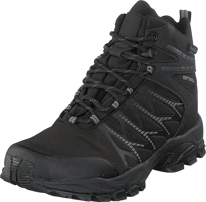 Polecat 430-2382 Waterproof Warm Lined Black, Kengät, Bootsit, Vaelluskengät, Musta, Unisex, 42