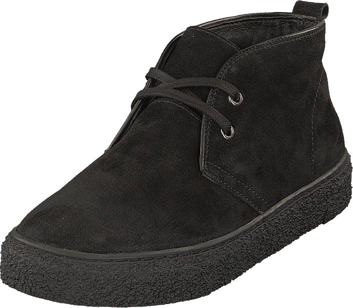 Senator 451-4952 Black, Kengät, Bootsit, Chukka boots, Musta, Miehet, 44