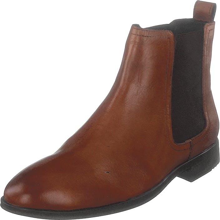 Senator 451-0774 Premium Cognac, Kengät, Bootsit, Chelsea boots, Ruskea, Miehet, 42