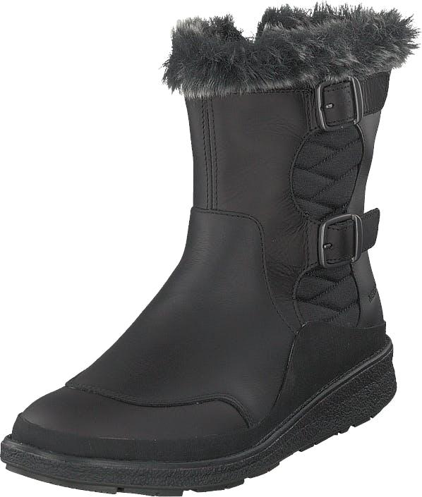 Merrell Tremblant Ezra Zip Wtpf Ice+ Black, Kengät, Bootsit, Lämminvuoriset kengät, Musta, Naiset, 36