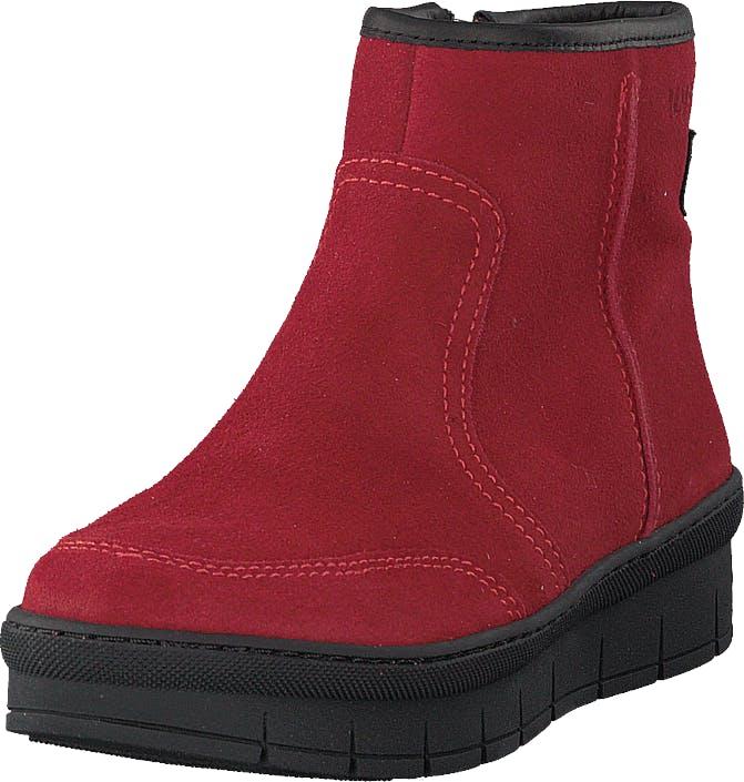 Ilves 75323-02 Red, Kengät, Bootsit, Curlingkengät, Punainen, Naiset, 37