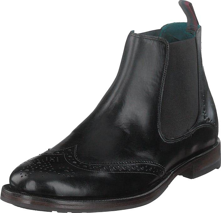Ted Baker Camheri Black, Kengät, Bootsit, Chelsea boots, Musta, Miehet, 45