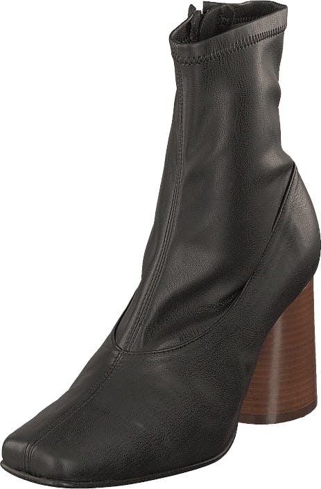 Twist & Tango New York Boots Black, Kengät, Saappaat ja Saapikkaat, Korkeat nilkkurit, Ruskea, Naiset, 37
