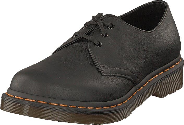 Image of Dr Martens 1461 Black, Kengät, Matalapohjaiset kengät, Juhlakengät, Ruskea, Harmaa, Naiset, 41