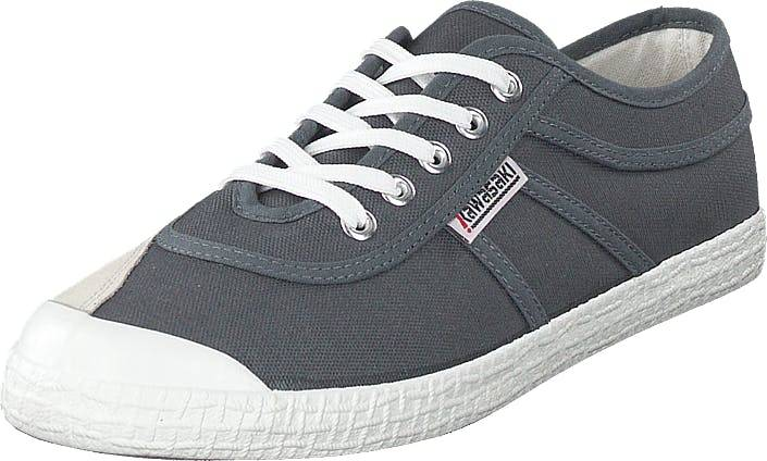 Kawasaki Original Turbulence Grey, Kengät, Sneakerit ja urheilukengät, Varrettomat tennarit, Harmaa, Unisex, 43