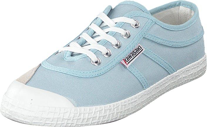 Kawasaki Original Gray Dawn, Kengät, Matalapohjaiset kengät, Kangaskengät, Turkoosi, Sininen, Naiset, 41