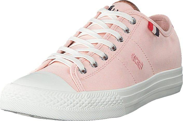Henri Lloyd Bromley Wmns Sneaker Pink, Kengät, Tennarit ja Urheilukengät, Varrettomat tennarit, Vaaleanpunainen, Naiset, 37