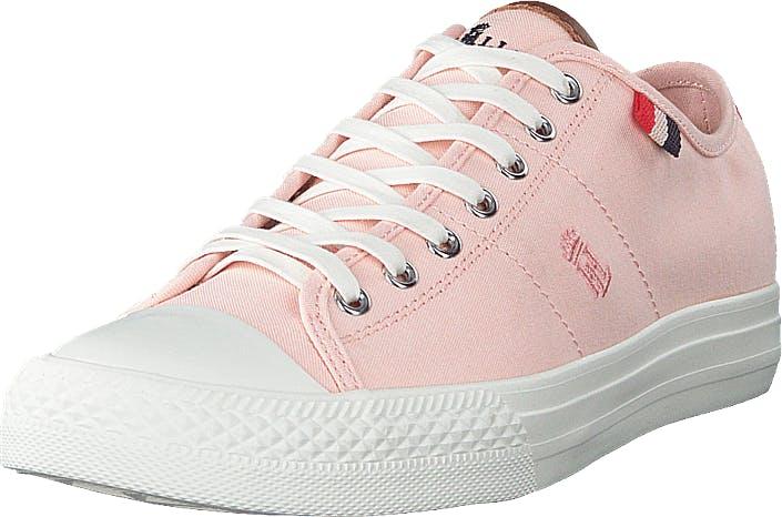 Henri Lloyd Bromley Wmns Sneaker Pink, Kengät, Tennarit ja Urheilukengät, Varrettomat tennarit, Vaaleanpunainen, Naiset, 36