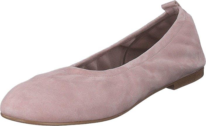 Twist & Tango Madeira Ballerina Heather Heather, Kengät, Matalat kengät, Ballerinat, Vaaleanpunainen, Naiset, 38