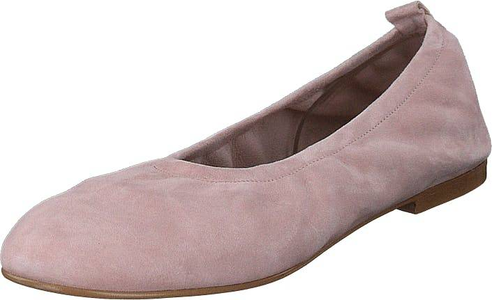Twist & Tango Madeira Ballerina Heather Heather, Kengät, Matalat kengät, Ballerinat, Vaaleanpunainen, Naiset, 37