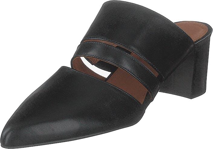 Twist & Tango Kairo Heels Black, Kengät, Sandaalit ja Tohvelit, Remmisandaalit, Musta, Naiset, 38