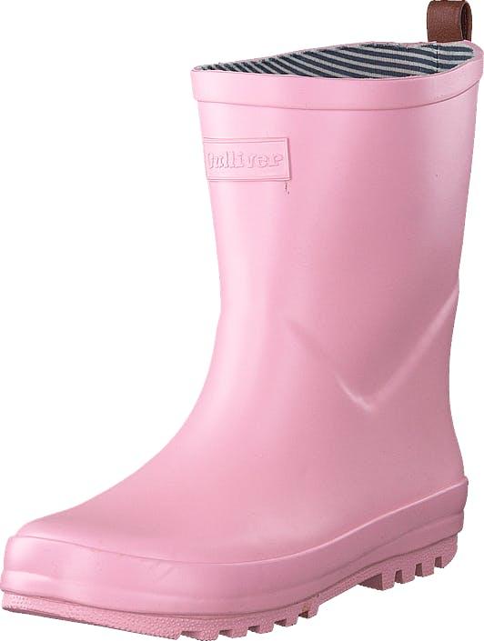 Gulliver 422-0001 Rubberboot Pink, Kengät, Saappaat ja Saapikkaat, Kumisaappaat, Vaaleanpunainen, Lapset, 26