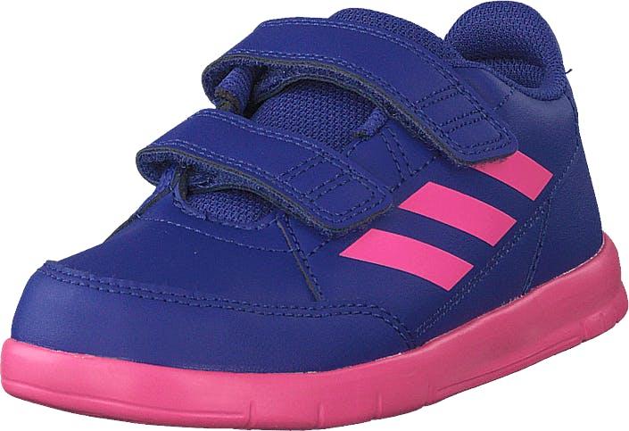 Adidas Sport Performance Altasport Cf I Actblu/sesopk/ftwwht, Kengät, Sneakerit ja urheilukengät, Sneakerit, Sininen, Lapset, 23