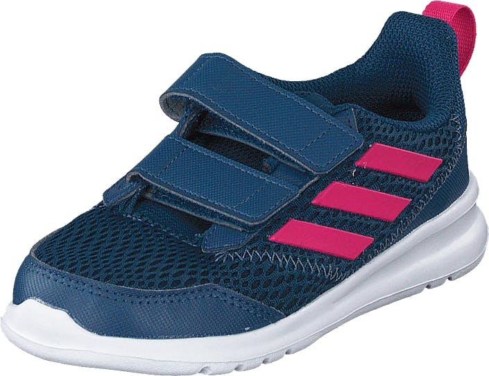 Adidas Sport Performance Altarun Cf I Legmar/reamag/legmar, Kengät, Sneakerit ja urheilukengät, Sneakerit, Sininen, Lapset, 26