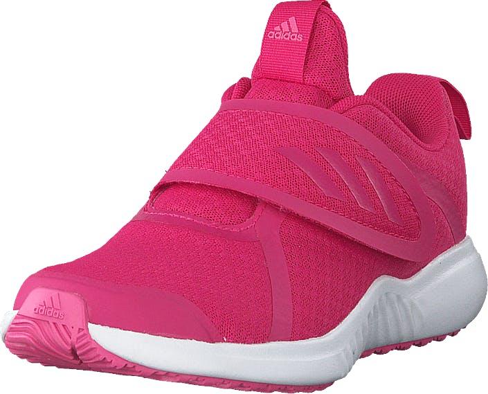 Adidas Sport Performance Fortarun X Cf K Reamag/sesopk/ftwwht, Kengät, Tennarit ja Urheilukengät, Urheilukengät, Vaaleanpunainen, Lapset, 31