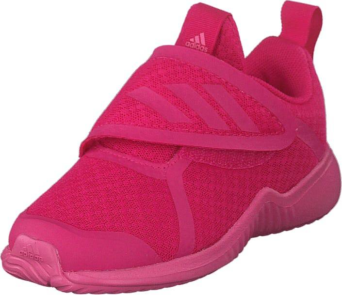 Adidas Sport Performance Fortarun X Cf I Reamag/sesopk/ftwwht, Kengät, Tennarit ja Urheilukengät, Urheilukengät, Vaaleanpunainen, Lapset, 21