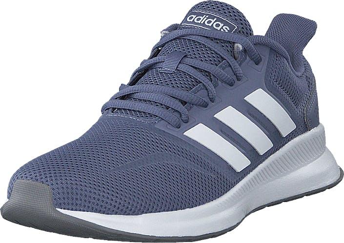 Adidas Sport Performance Runfalcon Rawind/ftwwht/grethr, Kengät, Sneakerit ja urheilukengät, Urheilukengät, Sininen, Naiset, 37