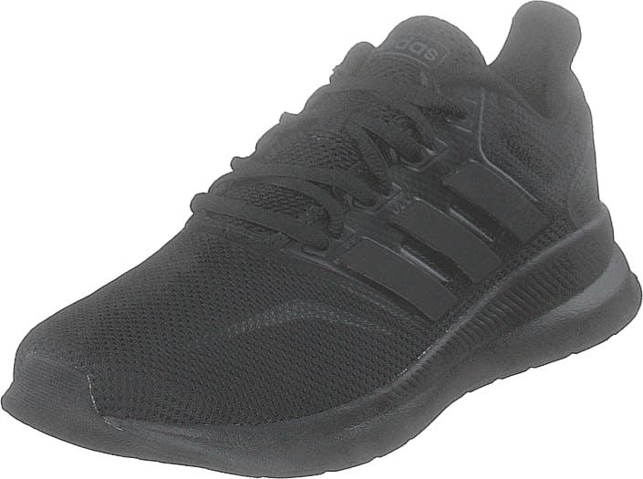 Image of Adidas Sport Performance Runfalcon Core Black, Kengät, Sneakerit ja urheilukengät, Sneakerit, Musta, Naiset, 40