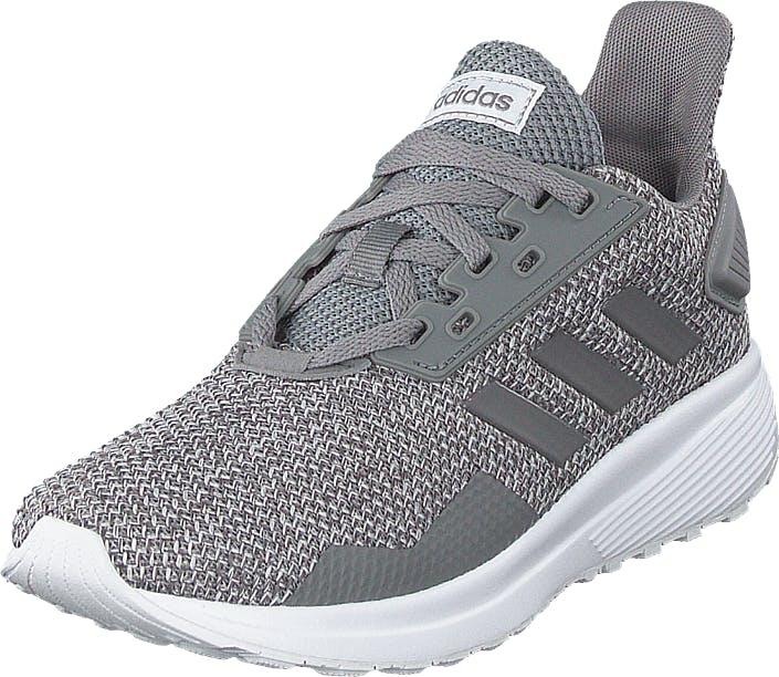 Image of Adidas Sport Performance Duramo 9 K Grethr/grethr/greone, Kengät, Sneakerit ja urheilukengät, Sneakerit, Harmaa, Lapset, 30