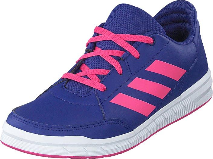 Adidas Sport Performance Altasport K Actblu/sesopk/ftwwht, Kengät, Sneakerit ja urheilukengät, Sneakerit, Sininen, Lapset, 39
