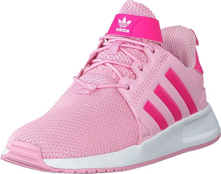 Image of Adidas Originals X_plr El I Trupnk/shopnk/ftwwht, Kengät, Sneakerit ja urheilukengät, Urheilukengät, Valkoinen, Lapset, 27