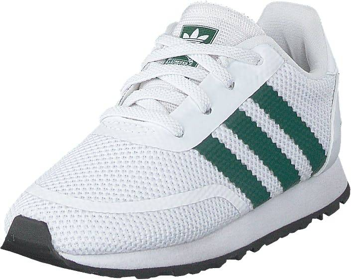 Image of Adidas Originals N-5923 El I Ftwwht/cgreen/cblack, Kengät, Sneakerit ja urheilukengät, Sneakerit, Valkoinen, Lapset, 27
