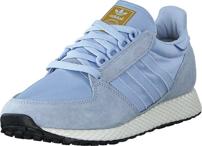 Image of Adidas Originals Forest Grove W Periwi/periwi/rawoch, Kengät, Sneakerit ja urheilukengät, Sneakerit, Sininen, Naiset, 38