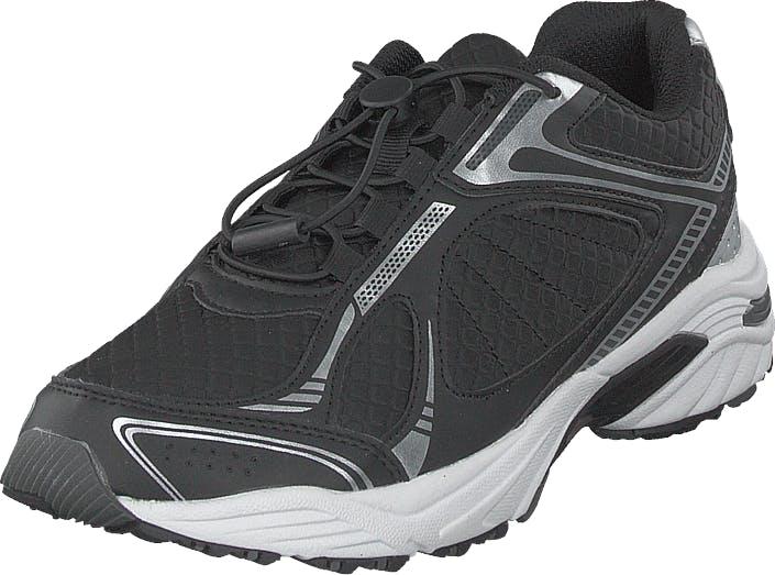 Scholl Sprinter Easy Black, Kengät, Tennarit ja Urheilukengät, Urheilukengät, Musta, Unisex, 40