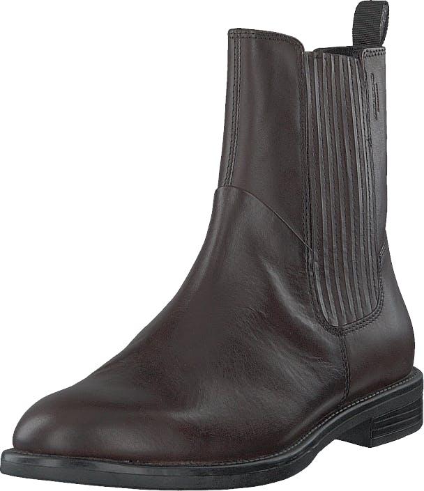 Vagabond Amina 4803-101-36 Espresso, Kengät, Bootsit, Korkeavartiset bootsit, Harmaa, Naiset, 39