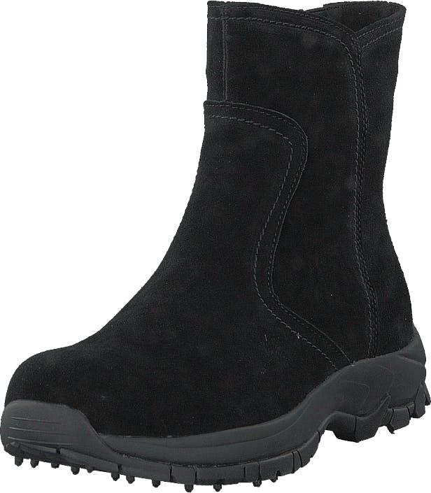 Eskimo Sirdal Black, Kengät, Bootsit, Korkeavartiset bootsit, Musta, Naiset, 40