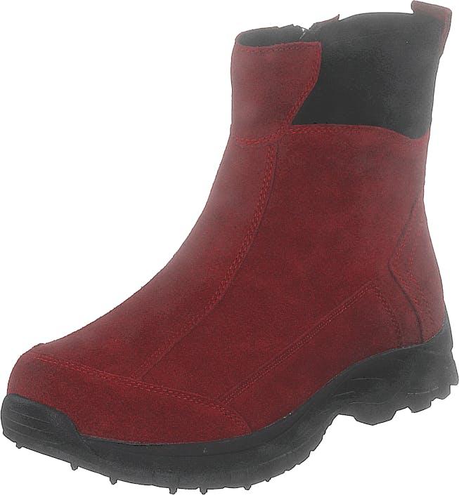 Eskimo Romina Red, Kengät, Bootsit, Curlingkengät, Punainen, Naiset, 40
