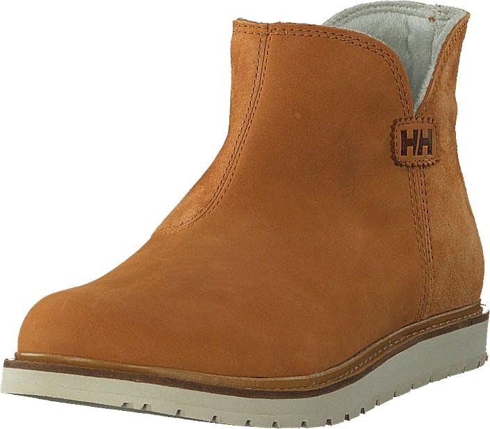 Image of Helly Hansen W Seraphina Demi New Wheat/natura, Kengät, Bootsit, Chelsea boots, Ruskea, Naiset, 37
