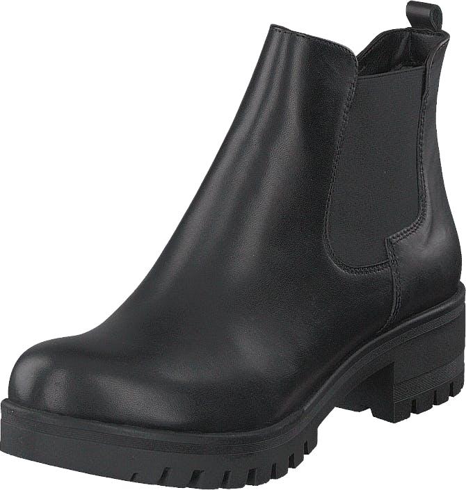 Image of Tamaris 1-1-25435-23 1 Black, Kengät, Bootsit, Chelsea boots, Musta, Naiset, 42