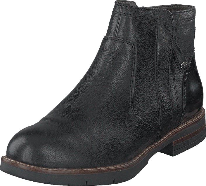 Image of Tamaris 1-1-25421-23 1 Black, Kengät, Bootsit, Chelsea boots, Musta, Naiset, 39