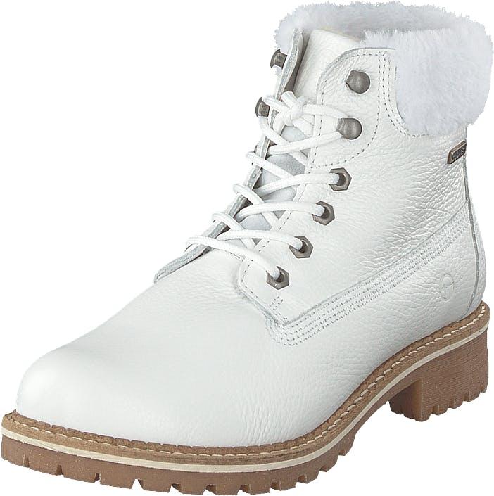 Image of Tamaris 1-1-26294-23 100 White, Kengät, Bootsit, Kengät, Valkoinen, Naiset, 38