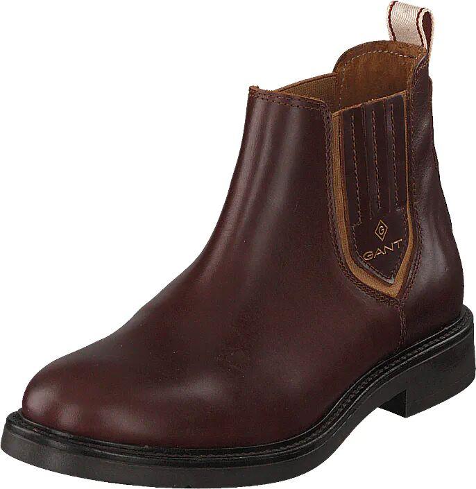 Gant Ashley Chelsea G408 Sienna Brown, Kengät, Bootsit, Chelsea boots, Ruskea, Naiset, 41