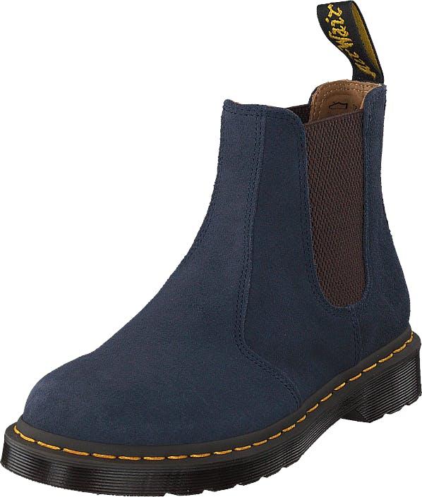 Image of Dr Martens 2976 Suede Ombre Blue, Kengät, Bootsit, Chelsea boots, Sininen, Unisex, 46