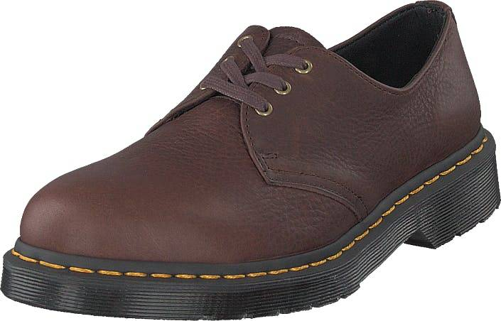 Image of Dr Martens 1461 Ambassador Cask, Kengät, Matalapohjaiset kengät, Juhlakengät, Ruskea, Unisex, 36