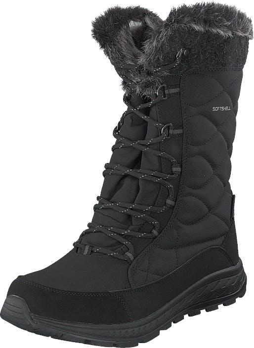 Polecat 430-9804 Waterproof Warm Lined Black, Kengät, Saappaat ja Saapikkaat, Lämminvuoriset talvisaappaat, Musta, Naiset, 38