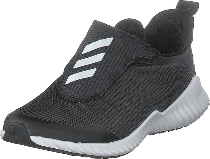 Image of Adidas Sport Performance Fortarun Ac K Grey Six/ftwr White/core Black, Kengät, Sneakerit ja urheilukengät, Sneakerit, Harmaa, Lapset, 32