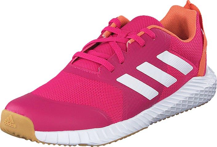 Adidas Sport Performance Fortagym K Real Magenta/ftwr White/semi C, Kengät, Sneakerit ja urheilukengät, Urheilukengät, Vaaleanpunainen, Unisex, 39