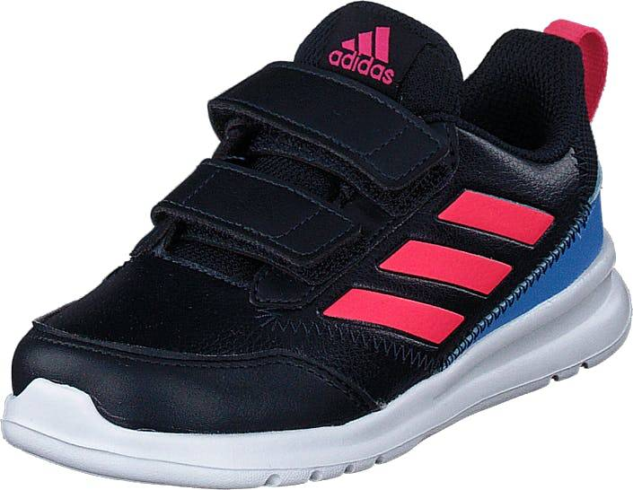 Image of Adidas Sport Performance Altarun Cf I Legend Ink/real Pink S18/real, Kengät, Sneakerit ja urheilukengät, Sneakerit, Sininen, Lapset, 23