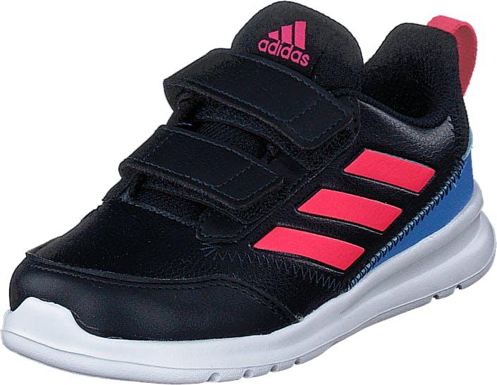 Image of Adidas Sport Performance Altarun Cf I Legend Ink/real Pink S18/real, Kengät, Sneakerit ja urheilukengät, Sneakerit, Sininen, Lapset, 25