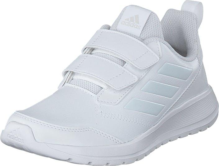 Image of Adidas Sport Performance Altarun Cf K Ftwr White/grey One F17/ftwr W, Kengät, Sneakerit ja urheilukengät, Sneakerit, Valkoinen, Lapset, 34