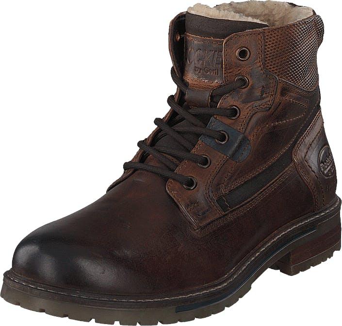 Dockers by Gerli 45ln105-120300 Brown, Kengät, Bootsit, Kengät, Ruskea, Miehet, 42