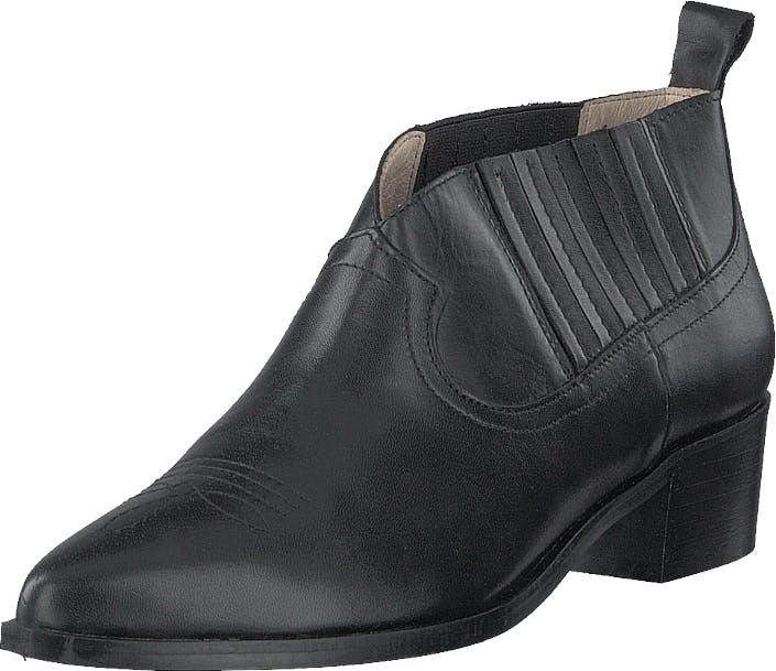 Shoe Biz Sun Velvet Black, Kengät, Saappaat ja Saapikkaat, Matalat Nilkkurit, Harmaa, Naiset, 39
