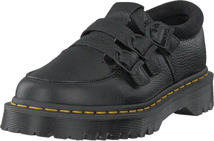 Image of Dr Martens Freya Black, Kengät, Matalapohjaiset kengät, Kävelykengät, Harmaa, Musta, Naiset, 37