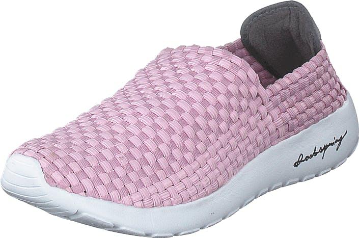 Rock Spring Razor Dirty Pink, Kengät, Matalapohjaiset kengät, Slip on, Vaaleanpunainen, Violetti, Naiset, 41