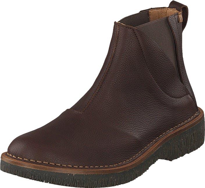 Image of El Naturalista Volcano Brown, Kengät, Bootsit, Chukka boots, Ruskea, Naiset, 41